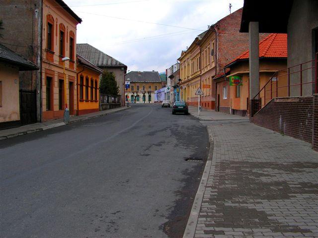 Ulica Letná