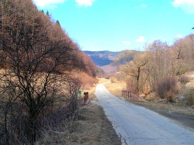 Cesta do Lányiho Huty z Dobšinej
