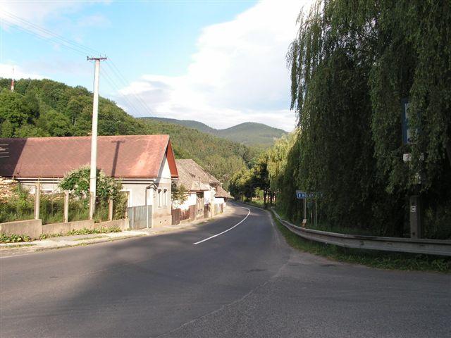 Dobšiná ul. Banská