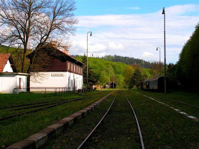 Železničná stanica Dobšiná