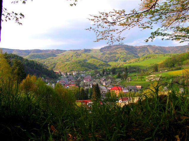 Banícke doliny Dobšinej. Veľká a Malá vlčia dolina