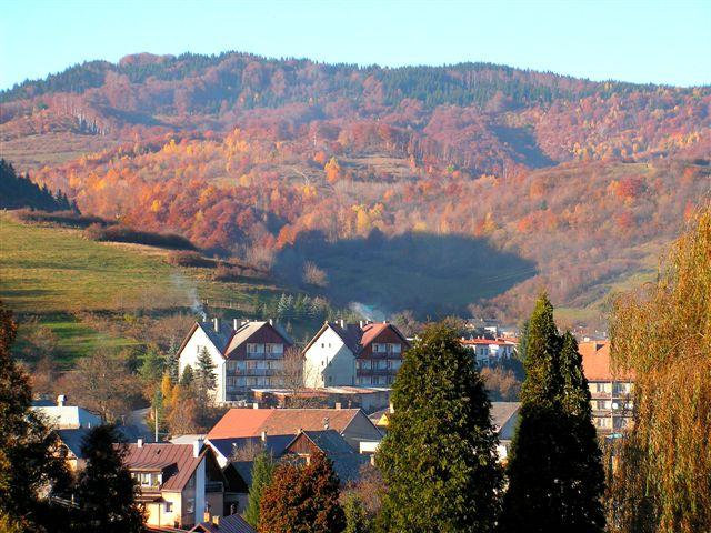 Titersgrund - Depov. V pozadí vrch Štempelšájer