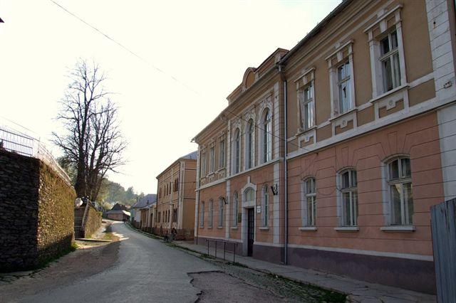 Škola na Zimnej